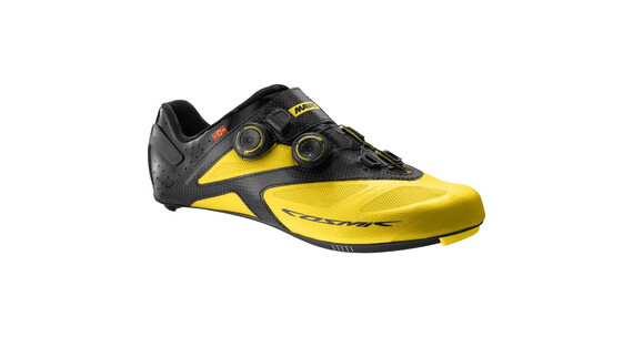 Mavic Cosmic Ultimate II schoenen Heren geel/zwart